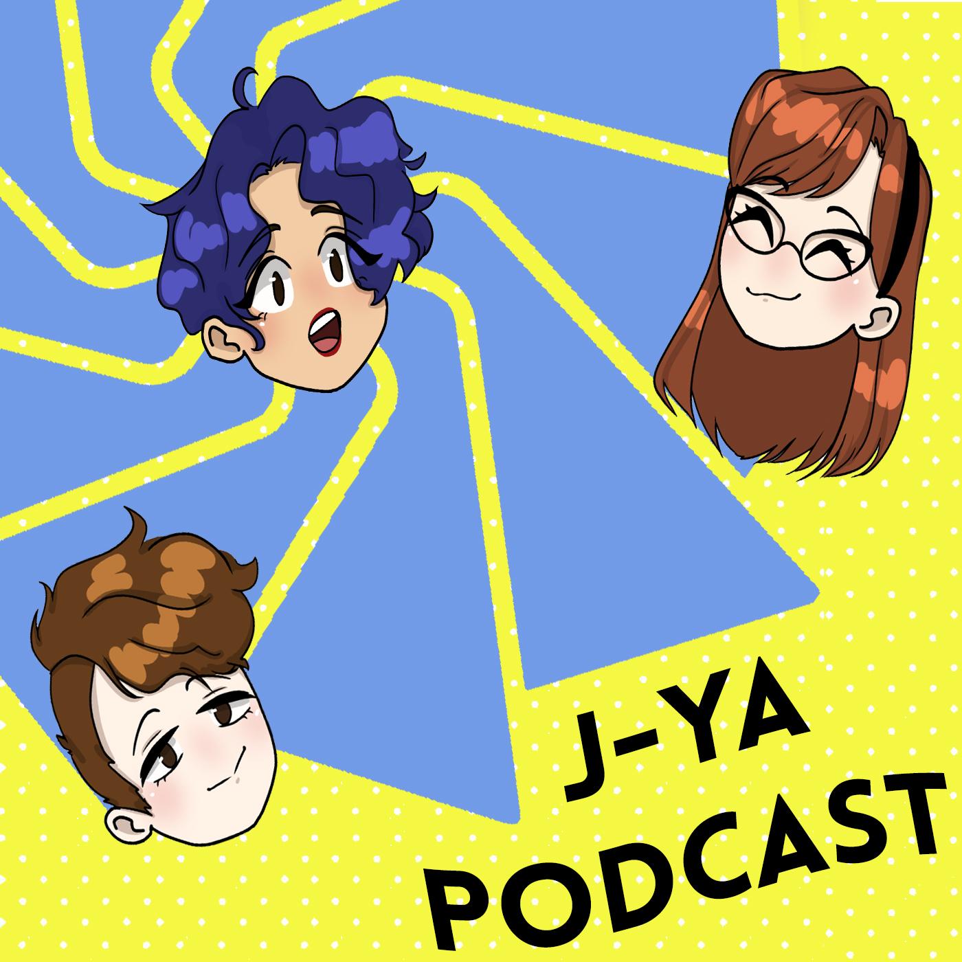 J-Ya Podcast Logo Real