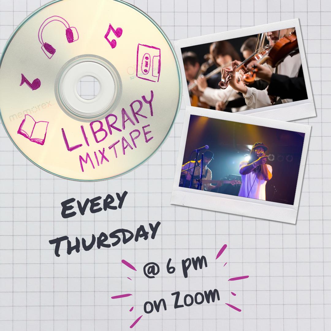 Library Mixtape 2021